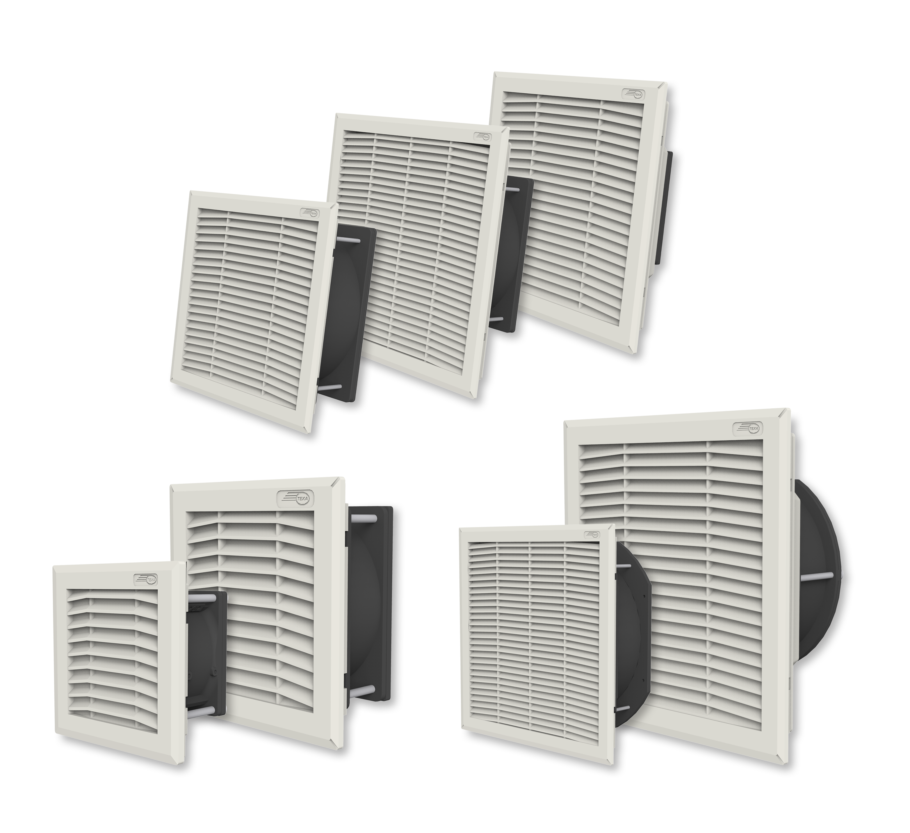 Ventilation Systems And Enclosure Accessories Texa